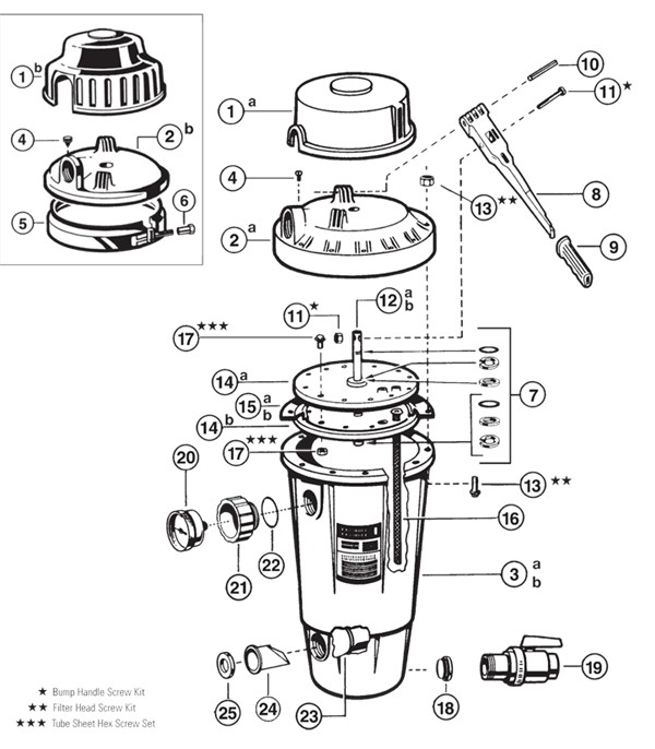 Hayward Pool Filter Diagram furthermore E93374085aa6708680b4b861b474bd9b furthermore Beckett Oil Burner Nozzle Diagram in addition Tiger Shark Wiring Diagram Html additionally Pool parts hayward pro series side mount sand filters. on sand filter system diagram